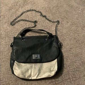 NWOT VANS cross body purse